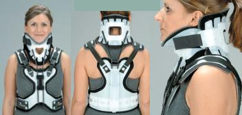 Cervical Spine Brace, neck Brace, Back Brace
